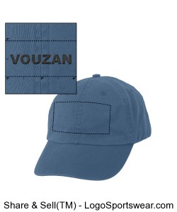Alternative Apparel Dad Cap Design Zoom